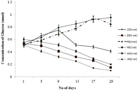 Effect of Alpha-Ketoglutarate on Growth and Metabolism of